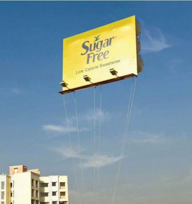The Most Creative Forms Of Outdoor Advertising
