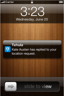 Navigate & Connect with Tehula