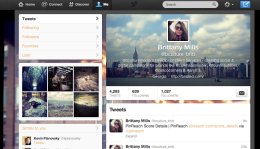 Visual Enhancements for Twitter