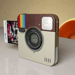 The Instagram Handheld Camera